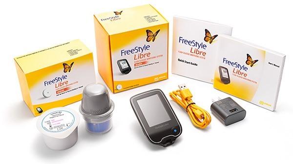 Escanea el sensor y obten una lectura de glucosa en 1 Segundo. Registrate para pedir el tuyo